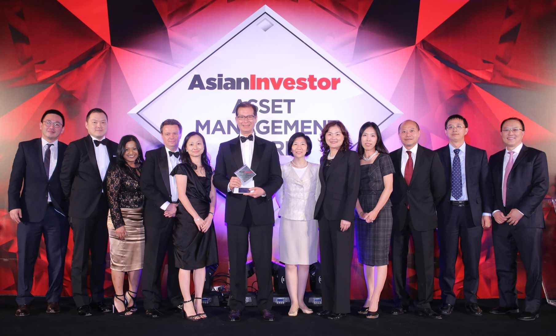 AsianInvestor Asset Management Awards 2016