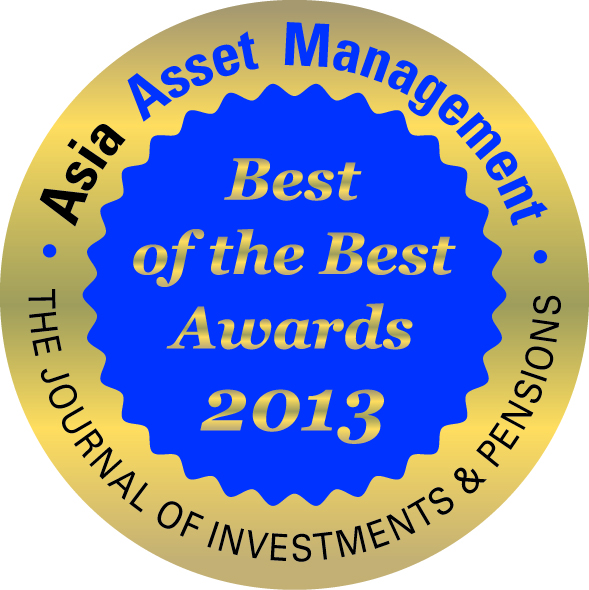 Invesco Asset Management Asia Limited Wins Asia Asset Management-2013 Best of the Best Awards